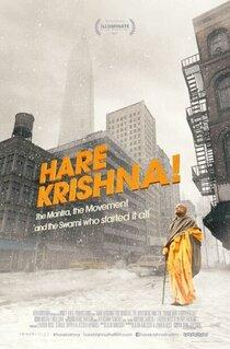 Постер к фильму Харе Кришна! Мантра, движение и свами, который положил всему этому начало