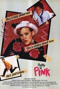 Постер к фильму Милашка в розовом