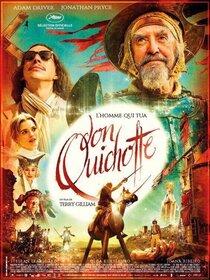 Постер к фильму Человек, который убил Дон Кихота
