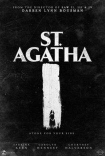 Постер к фильму Святая Агата