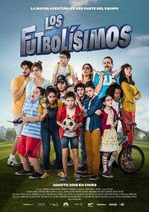 Постер к фильму Футболистые
