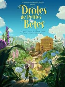 Постер к фильму Тайная жизнь насекомых