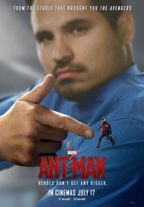 Постер к фильму Человек-муравей IMAX 3D