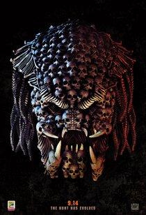 Постер к фильму Хищник