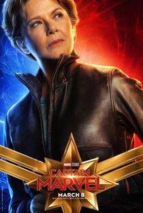 Постер к фильму Капитан Марвел