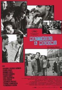 Постер к фильму Матиас и Максим