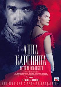 Постер к фильму Анна Каренина. История Вронского