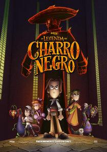 Постер к фильму Легенда о Чарро Негро