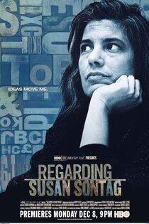 Постер к фильму О Сьюзан Сонтаг