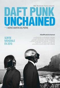 Постер к фильму Daft Punk: Освобожденные