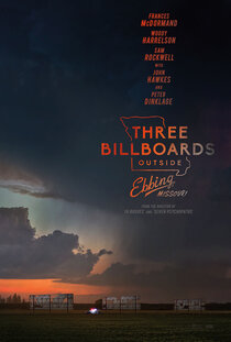 Три рекламных щита на границе Эббинга, Миссури