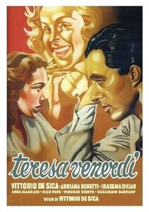 Постер к фильму Тереза-Пятница