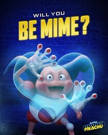 Постер к фильму Покемон. Детектив Пикачу