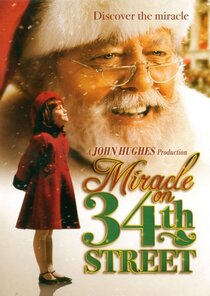 Постер к фильму Чудо на 34-й улице
