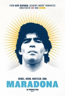 Постер к фильму Диего Марадона