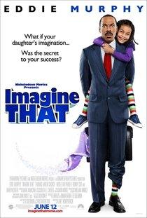 Постер к фильму Представь себе