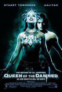 Постер к фильму Королева проклятых