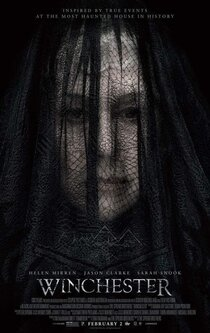 Постер к фильму Винчестер. Дом,который построили призраки