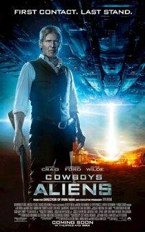 Постер к фильму Ковбои против пришельцев
