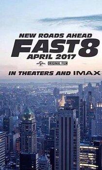 Постер к фильму Форсаж 8