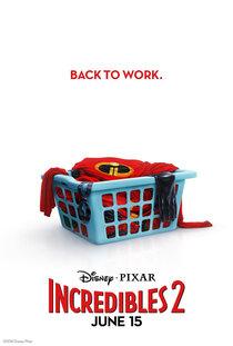 Постер к фильму Суперсемейка 2