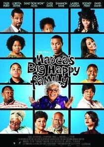 Постер к фильму Большая счастливая семья Мэдеи