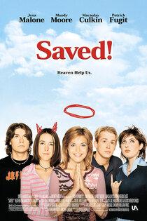 Постер к фильму Спасенная