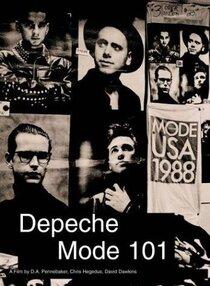 Постер к фильму Depeche Mode: 101