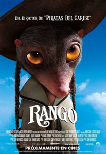 Постер к фильму Ранго