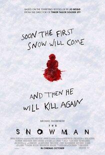 Постер к фильму Снеговик