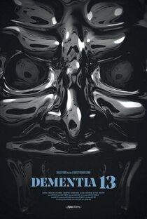 Постер к фильму Безумие 13