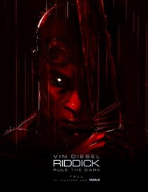 Постер к фильму Риддик IMAX
