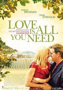 Постер к фильму Любовь - все, что тебе нужно