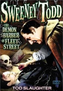 Постер к фильму Суини Тодд, демон-парикмахер с Флит-стрит 1