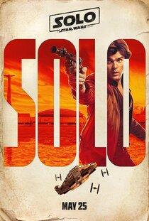 Постер к фильму Хан Соло: Звёздные Войны. Истории