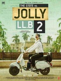 Постер к фильму Джолли – бакалавр юридических наук 2