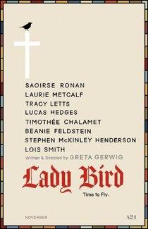 Постер к фильму Леди Бёрд