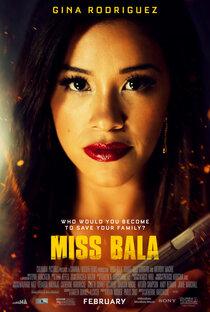 Постер к фильму Мисс Пуля