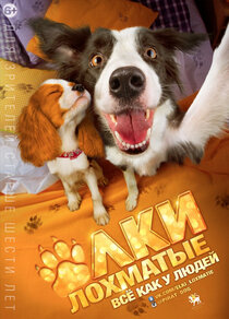Постер к фильму Ёлки лохматые