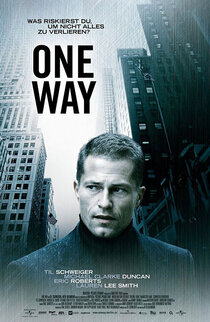 Постер к фильму В одну сторону