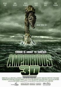 Постер к фильму Амфибия 3D