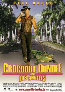 Крокодил Данди в Лос-Анджелесе