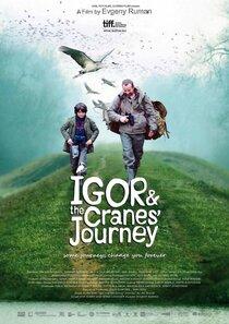 Постер к фильму Путешествие Игоря и журавлей
