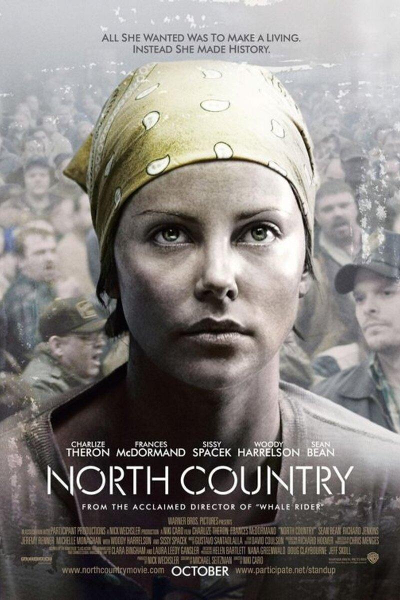 Северная страна 2005 смотреть онлайн в хорошем качестве на портале о кино  Kinoafisha.info: дата выхода, рейтинг, отзывы