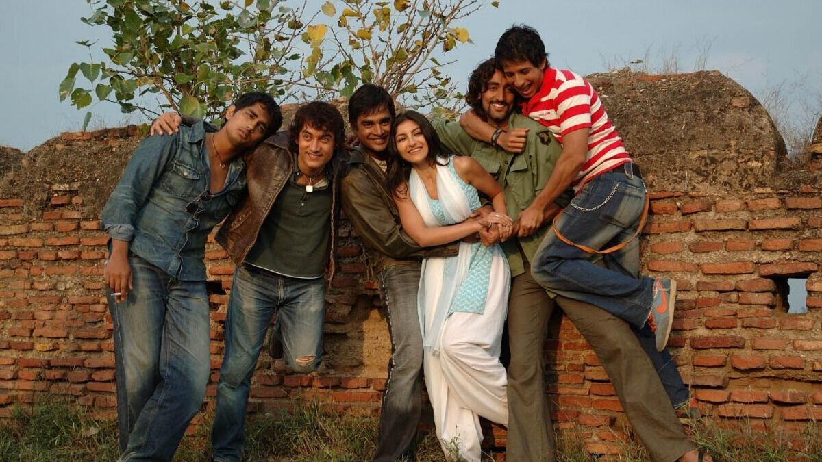 دانلود فیلم Rang De Basanti 2006 دانلود فیلم Rang De Basanti 2006 با لینک مستقیم دانلود فیلم Rang De Basanti 2006 با