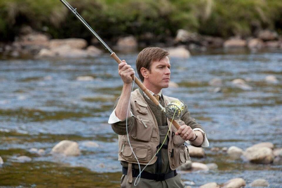 Сериал про рыбака 90 годов