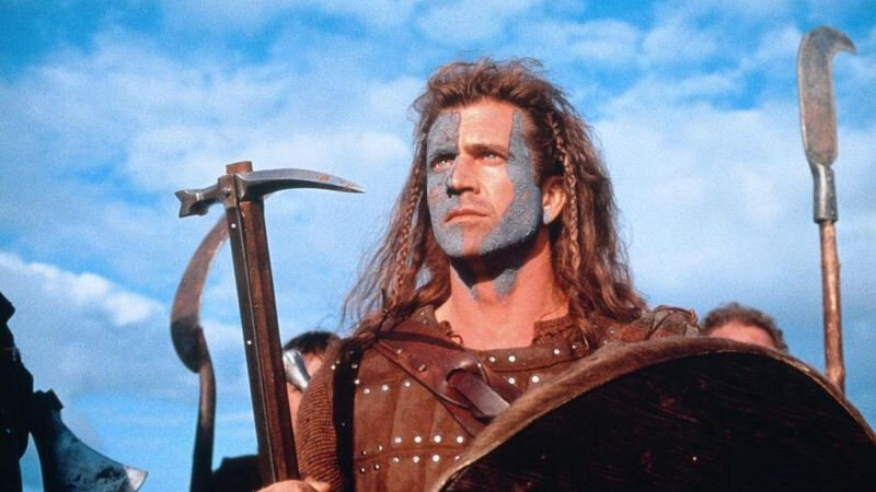 an analysis of the main characters of braveheart a true story of william wallace and his battle to f In battle, characters fight and the spin that director/producer/star gibson puts on this version of wallace's story is that the true william wallace.