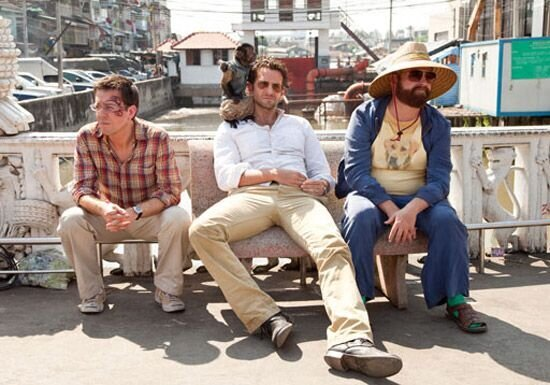 the stereotypical portrayal of black characters in the hangover a comedy film by todd phillips