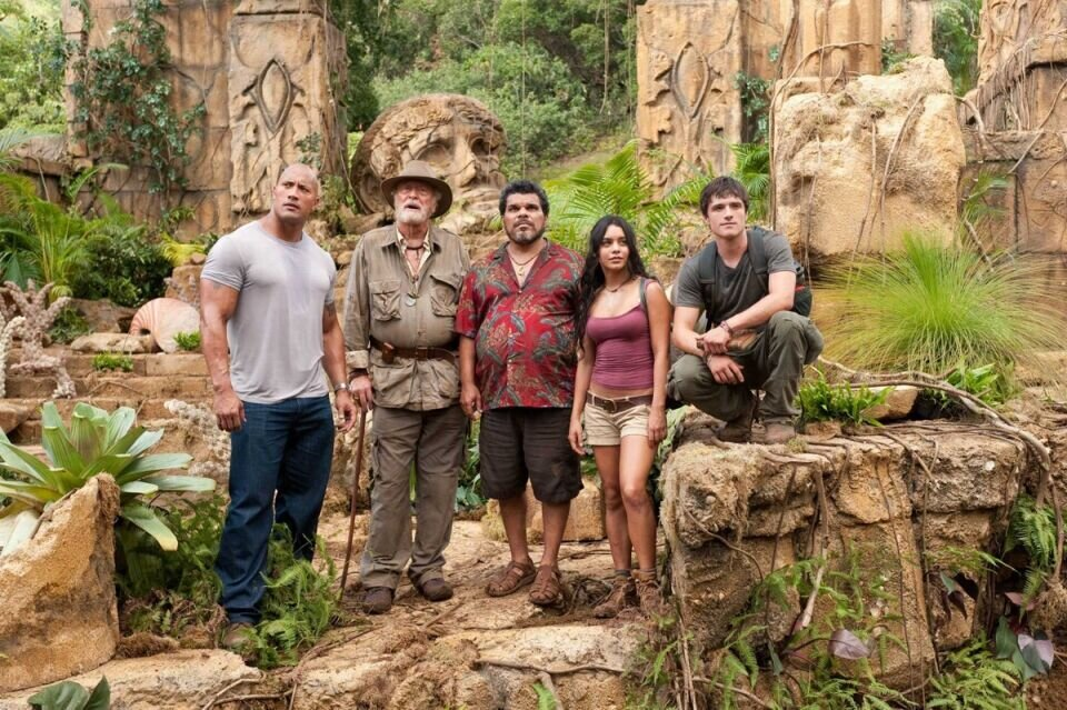journey to the mysterious island - HD1623×1080