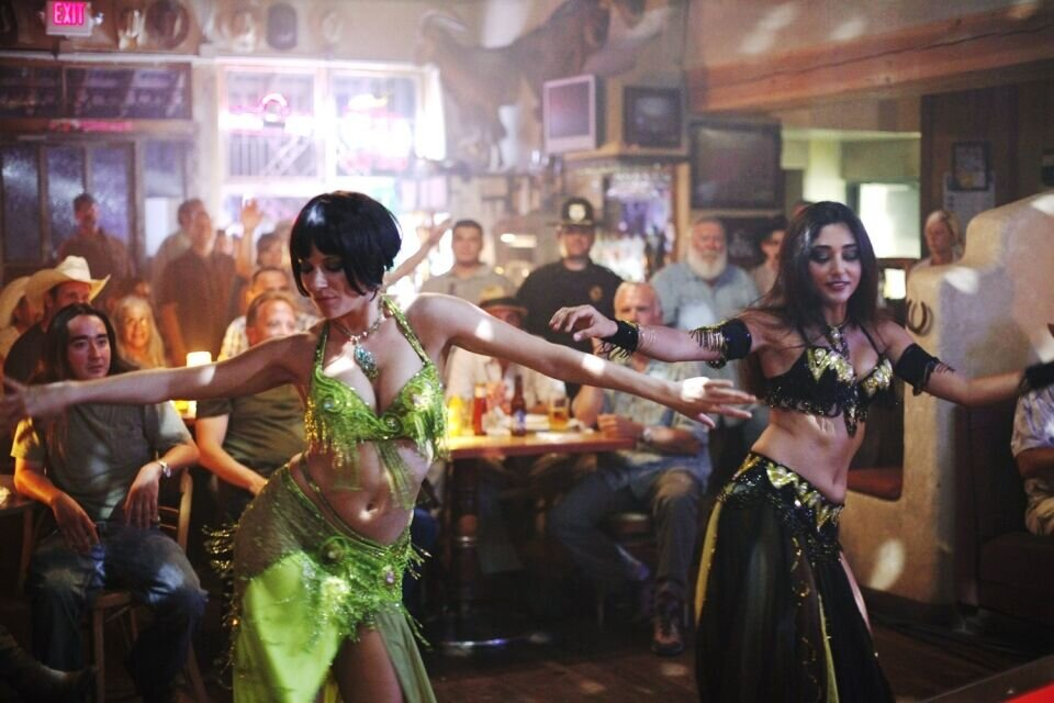 عکس رقص عربی  فراهانی